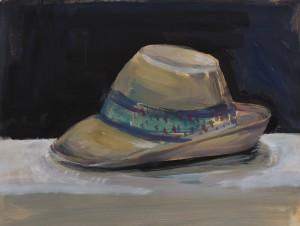 Hat on Black
