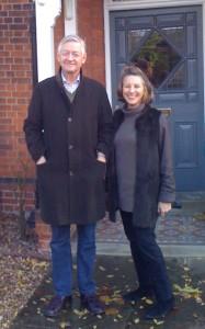 Charles & Angela Chadwyck-Healey
