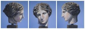 Goddess Triptych