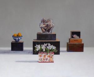 Freesia,Boxes&Shells