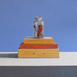 Red Pencils & Boxes copy