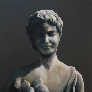 Statue of Young Man
