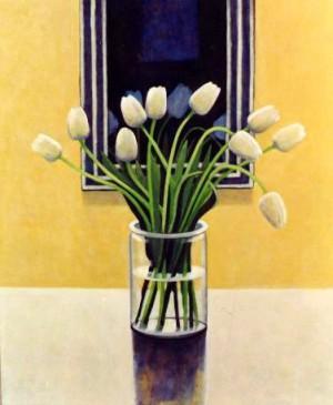 Tulips & Mirror