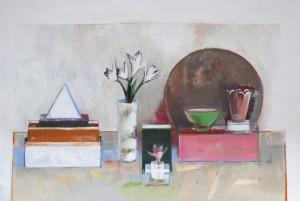 White, Lilies & Terracotta